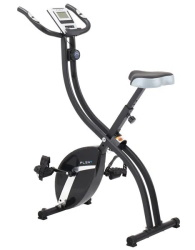 PLENY Foldable Upright Stationary Exercise Bike