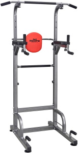 RELIFE REBUILD YOUR LIFE Power Tower Workout Dip Station