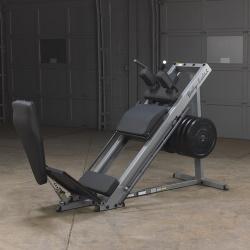 Body Solid Hack Squat Machine